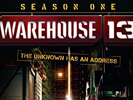 Warehouse 13 - Staffel 1 [dt./OV]