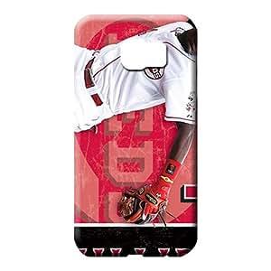 samsung galaxy s6 Extreme Specially trendy phone cover shell cincinnati reds mlb baseball