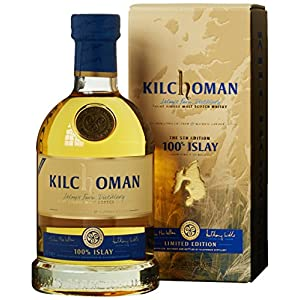 Kilchoman Islay The 5th Edition mit Geschenkverpackung Whisky (1 x 0.7 l)