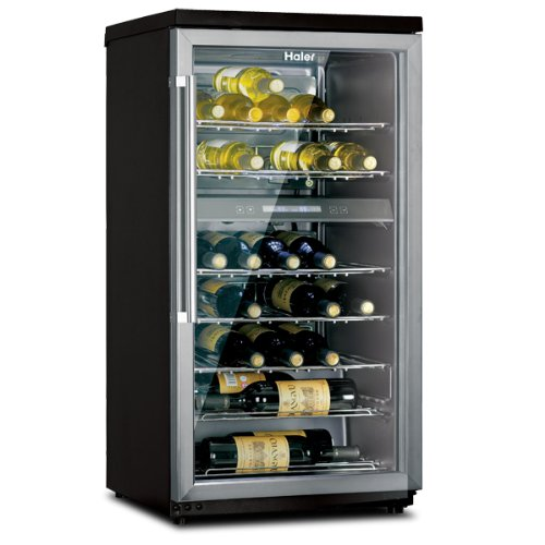 40 bottle wine cooler
