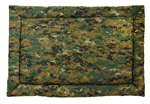 Digital Camo Dog Mat (XL) 48'' x 30''