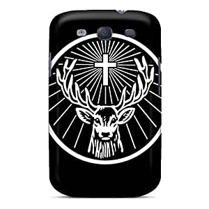 Fashion PaL8280lhCl Case Cover For Galaxy S3(jagermiester Logo)