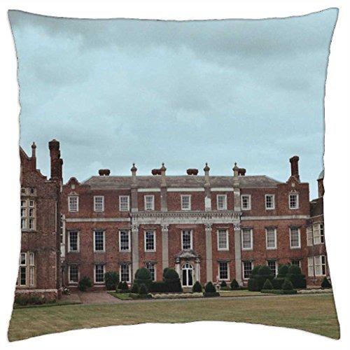Cobham Hall - Cobham Hall - Throw Pillow Cover Case (18