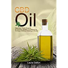 CBD Oil: Naturally Treat Dozens of Chronic Health Conditions in 10 Days Without Seeing a Doctor