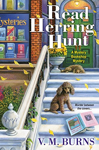 Read Herring Hunt (Mystery Bookshop Mysteries) by [Burns, V.M.]