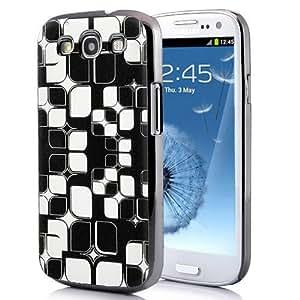 Black & White Design Case for the Samsung Galaxy S3 i9300