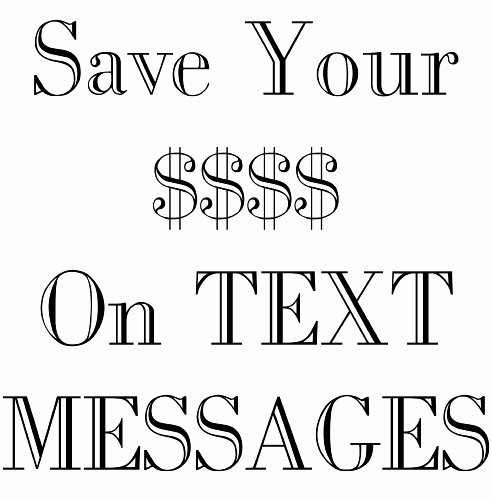 Save Money on Text Messages and Texting: How to Convert Mobile Cell Phone Numbers to an Email Address & Even Send Texts Without a Mobile Device