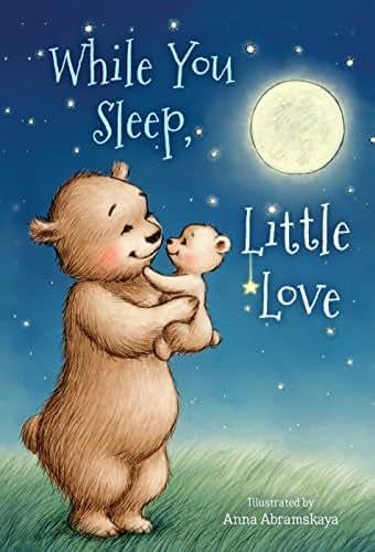 While You Sleep, Little Love (padded)