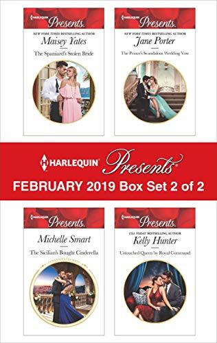 Harlequin Presents - February 2019 - Box Set 2 of 2: An Anthology