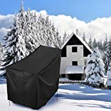 Sunkorto Snow Thrower Cover, Waterproof Heavy Duty