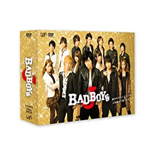『BAD BOYS J DVD BOX豪華版』