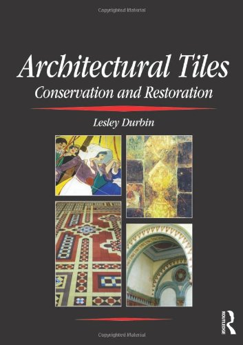 Architectural Tiles - Conservation and Restoration