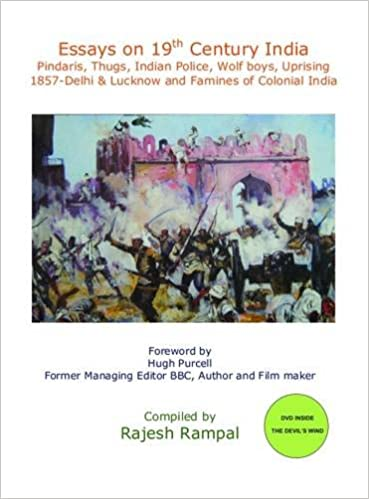 buy essays on th century pindaris thugs n police  buy essays on 19th century pindaris thugs n police wolf boys uprising 1857 delhi lucknow and famines of colonial book online at low