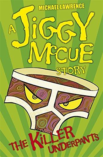 The Killer Underpants (Jiggy McCue) ebook