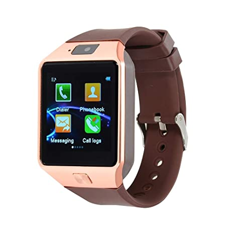 Amazon.com: BF: Smartwatch iOS Bluetooth pantalla táctil ...