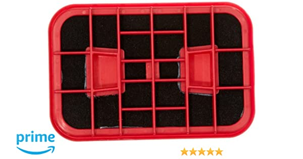 Alternativ-wie Lux - Filtro de carbón activado para aspiradoras Lux 1, D 820