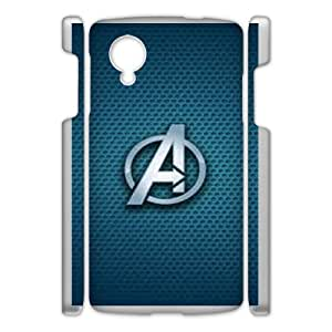 The Avengers Theme Phone Case Designed With High Quality Image For Google Nexus 5