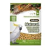ZuPreem® Natural Bird Food, Large (L) – 20 lb, My Pet Supplies