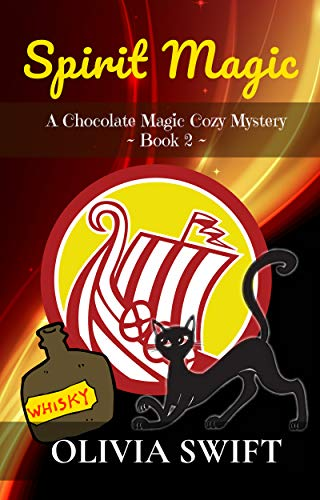 (Spirit Magic: A Chocolate Magic Cozy Mystery)