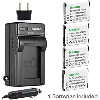 Amazon.com : Batmax 3Pcs D-Li88 Battery + DC Charger Kits ...