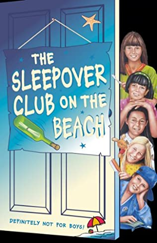 book cover of The Sleepover Club On the Beach