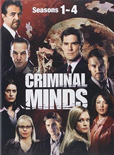 Criminal Minds: Seasons 1-4 (Criminal Minds Best Moments)