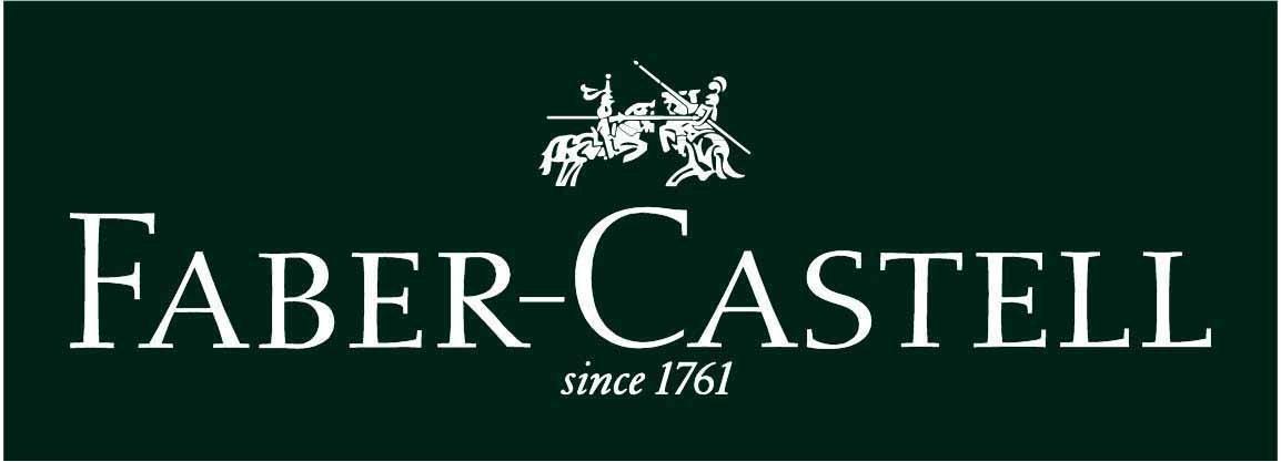 Faber-Castell 174335–Compas, Factory Fluo vert