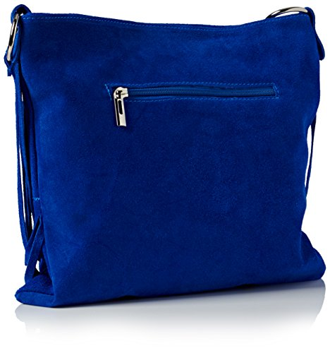 Bandoulière Bleu Girly Sac Daniela Royal Blue Handbags 0vnBtA