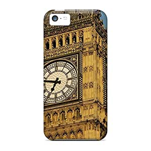 5c Scratch-proof Protection Case Cover For Iphone/ Hot London Big Ben Phone Case