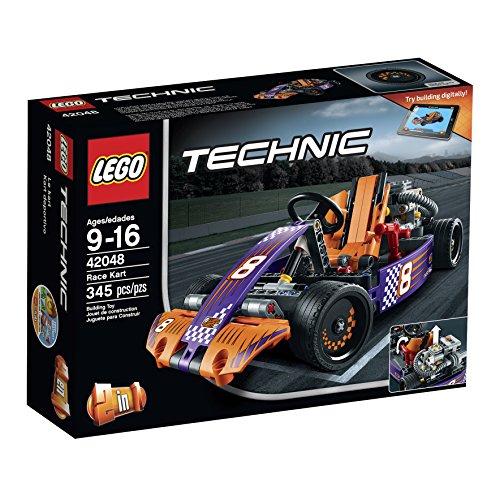 LEGO Technic Race Kart 42048 Building Kit