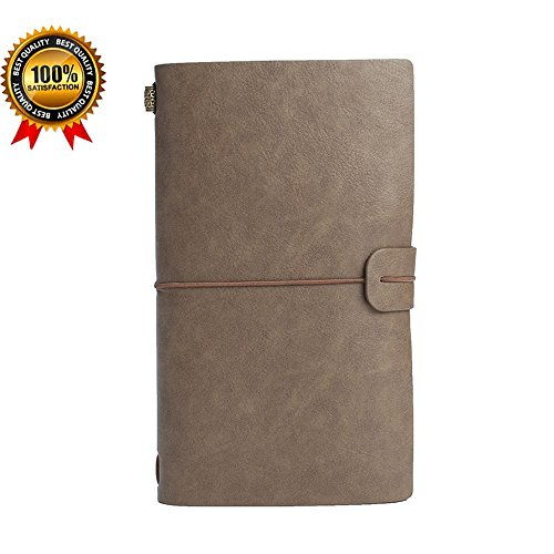Notebook Refillable Journals Travelers x4 7inches product image