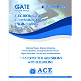 2018 GATE Practice Booklet for 1116 Expected Questions with solutions for Electronics and Communications volume 1