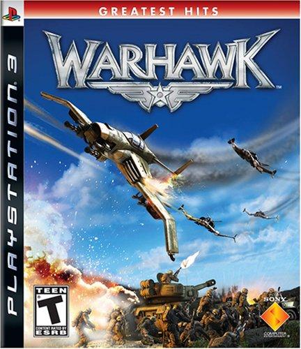 - Warhawk - Playstation 3 (No Headset)