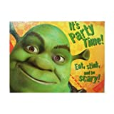 Shrek 2 Invitations w/ Envelopes (8ct)