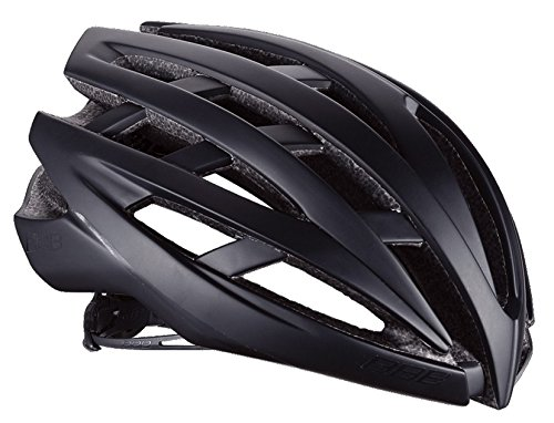 BBB Icarus BHE-05 Helm matt schwarz 2019 Fahrradhelm