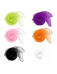 DYLANDY 12PCS Kerchief Scarves Wraps for Kids - Random Color