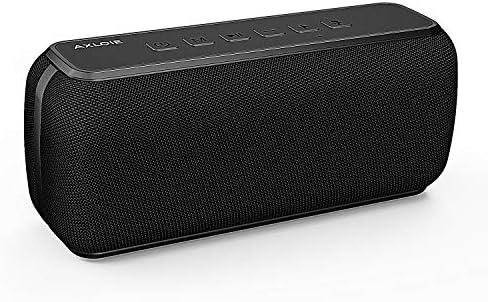 axloie portable bluetooth speaker