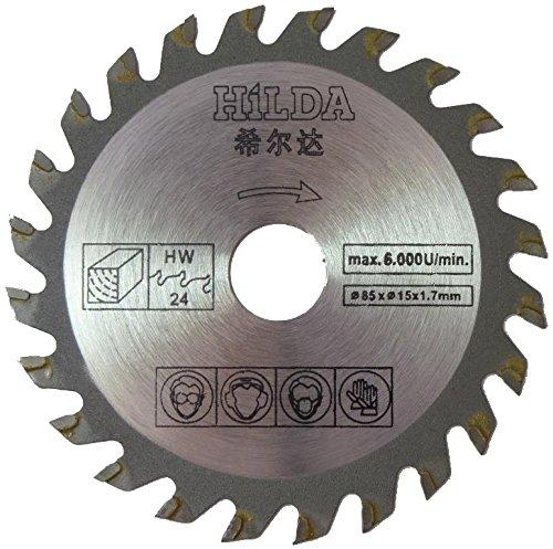 circular saw blades bosch. circular saw blade for bosch gks 10.8v 85mm x 15mm 24t wood blades
