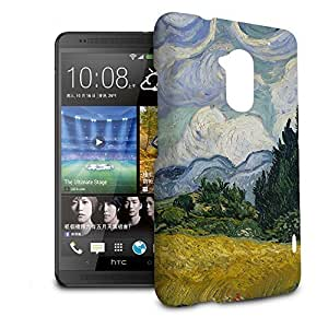 Phone Case For HTC One Max (T6) - Vincent Van Gogh Fine Art Painting Protective Lightweight by icecream design