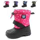 Storm Kidz 3104 Pink Snowflakes Toddler 6