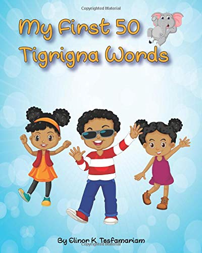 My First 50 Tigrigna Words