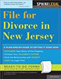 File for Divorce in New Jersey (Legal Survival Guides)