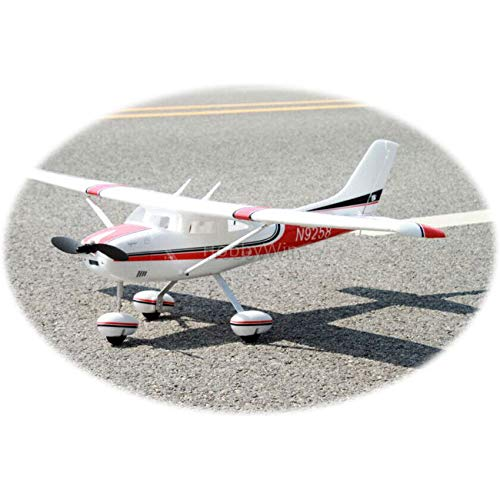 Mini Cessna 182 EPO 928mm RTF 2.4Ghz RC Scale Model Airplane ()