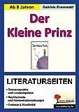 Der Kleine Prinz - Literaturseiten