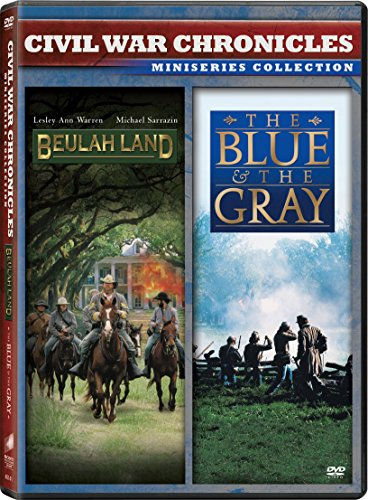 DVD : Civil War Chronicles: Miniseries Collection: Beulah Land / The Blue and the Gray (2 Pack, 5 Disc)