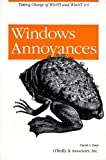 Windows Annoyances, Karp, David, 1565922662