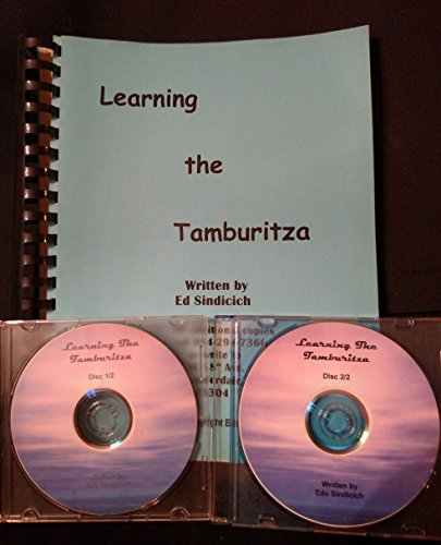 (Learn How to Play the Tamburitza 2 Dvd Set and Instruction Book)
