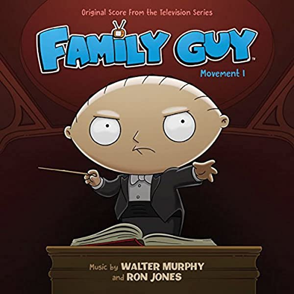 Family Guy Movement 1 : Walter Murphy / Ron Jones: Amazon.es ...