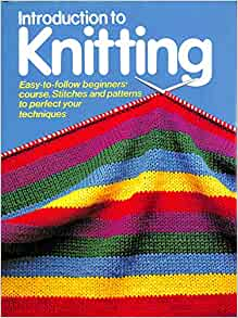 Best Knitting Pattern Book For Beginners Reviews 2020