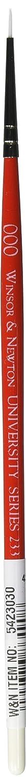 Winsor /& Newton University Series 236 Flat Long Handle Brush Size 2
